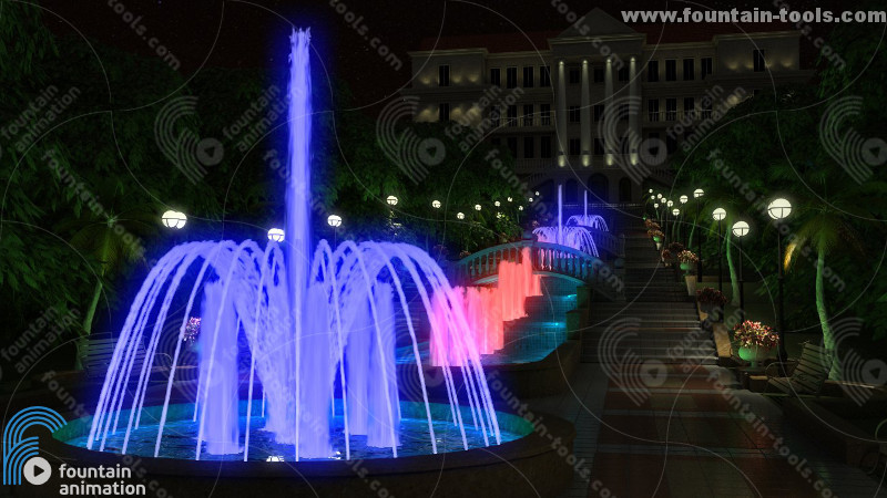 big-night-fountain