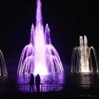 Поющий фонтан в Болгарии